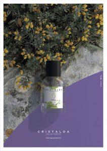 Aquapulia, een unicum in de natuurlijke parfums.