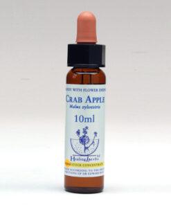 Bloesemremedie Healing Herbs Crab Apple 10ml